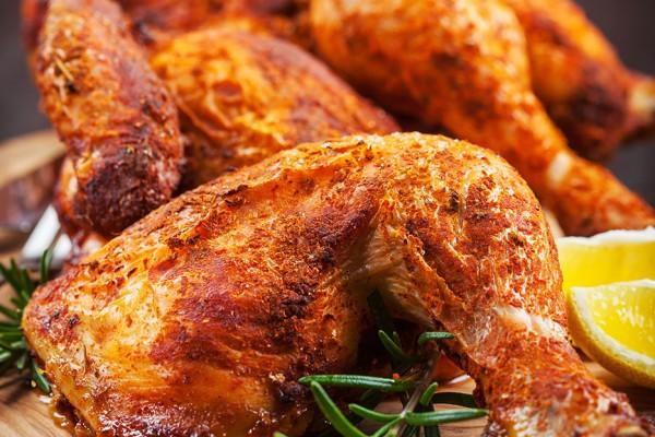 Roasted Lemon-Herb Chicken
