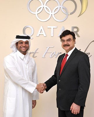 WCMC-Q and QOC join forces