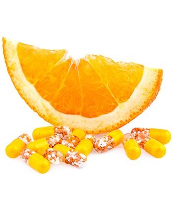Is taking a vitamin C pill an alternative to drinking orange juice?
