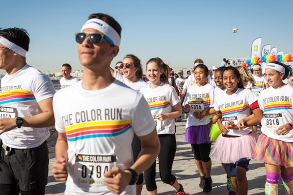 Doha counts down to the Happiest 5k on the Planet