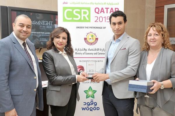 Your Health First campaign wins prestigious CSR award