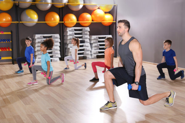 Starting a new exercise regime – gently does it