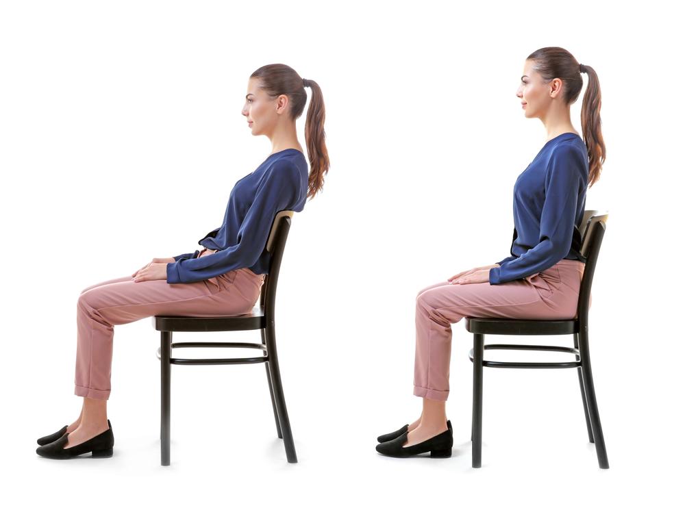correcting poor posture sahtakawalan