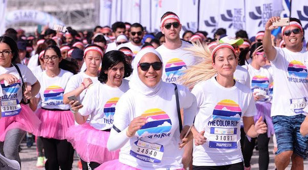 The Color Run returns to Qatar in 2019