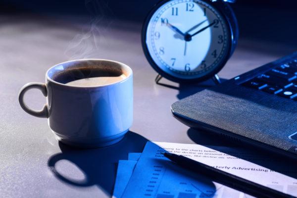 Caffeine and your Circadian Rhythm