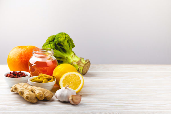 Maintaining a healthy immune system during flu season