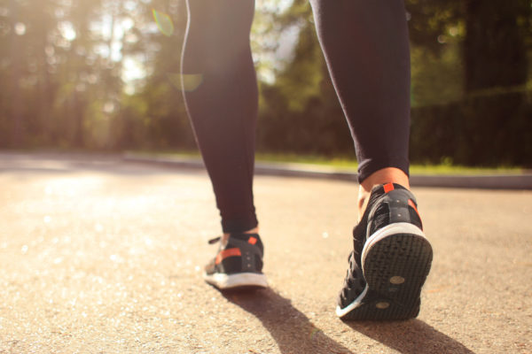 The Fat-Burning and Cardiovascular Benefits of Walking